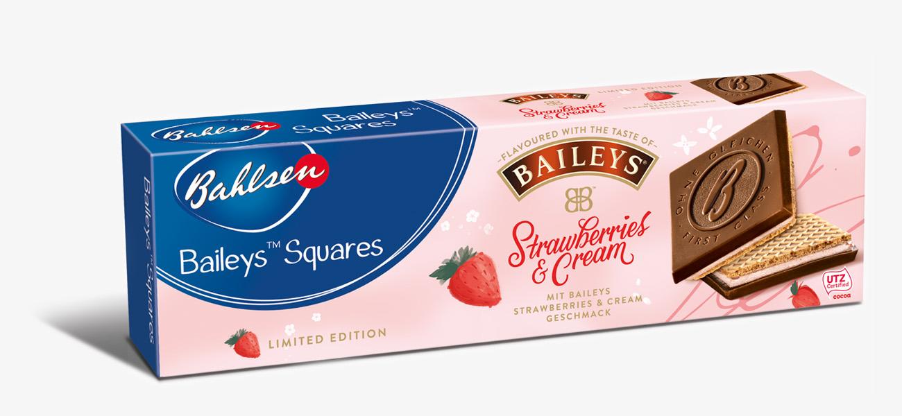 Bahlsen Baileys Strawberry